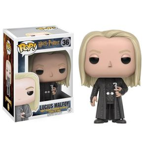 FIGURINE - PERSONNAGE Figurine Funko Pop! Harry Potter: Lucius Malfoy