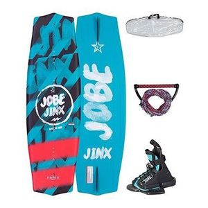 WAKEBOARD JOBE Jinx 128 Junior Pack avec Wakeboard - Chausse