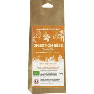 INFUSION Herbier De France Melange digestion bebe sachet…