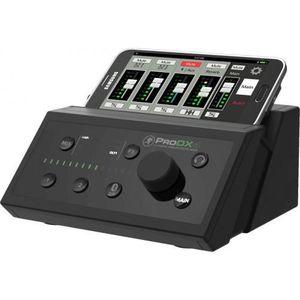 TABLE DE MIXAGE Mackie PRODX4 - Table de mixage numérique 4 canaux