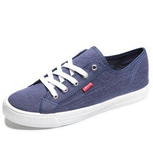 MOCASSIN Chaussures Malibu Bleu Homme Levi's