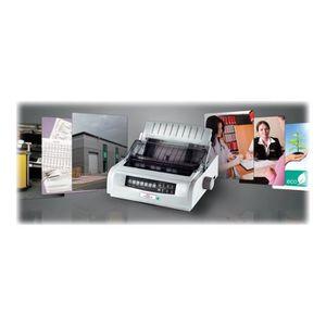 IMPRIMANTE OKI Microline 5591eco Imprimante monochrome matric
