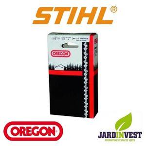 GUIDE TRONCONNEUSE Chaîne tronçonneuse Oregon pour STIHL MSE140 3610