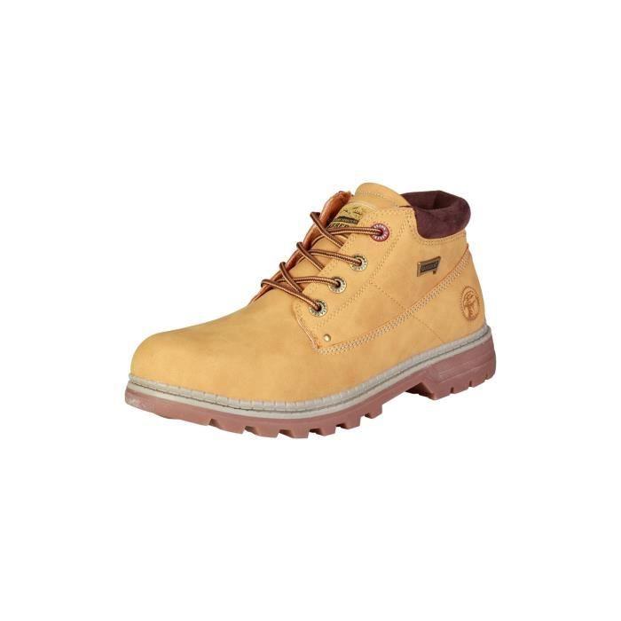 Carrera Jeans - Boots / bottines basses Chukka - Camel P,42 Marron