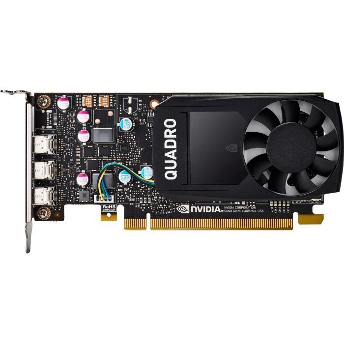 Carte Graphique Nvidia Cdiscount.Hp Carte Graphique Nvidia Quadro P400 2 Go