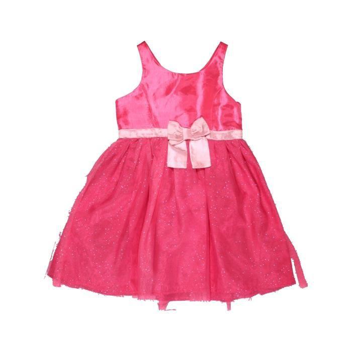 dd4d92d7d14 Robe enfant fille H M 2 ans rose été - vêtement bébé  1049637 Rose ...