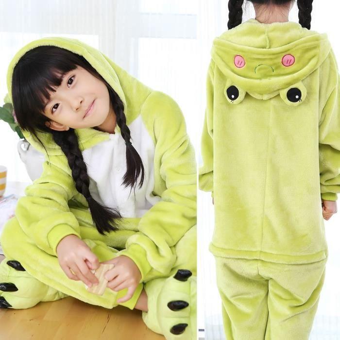 51a8efdee1e9c Pyjama grenouillere enfant - Achat   Vente pas cher