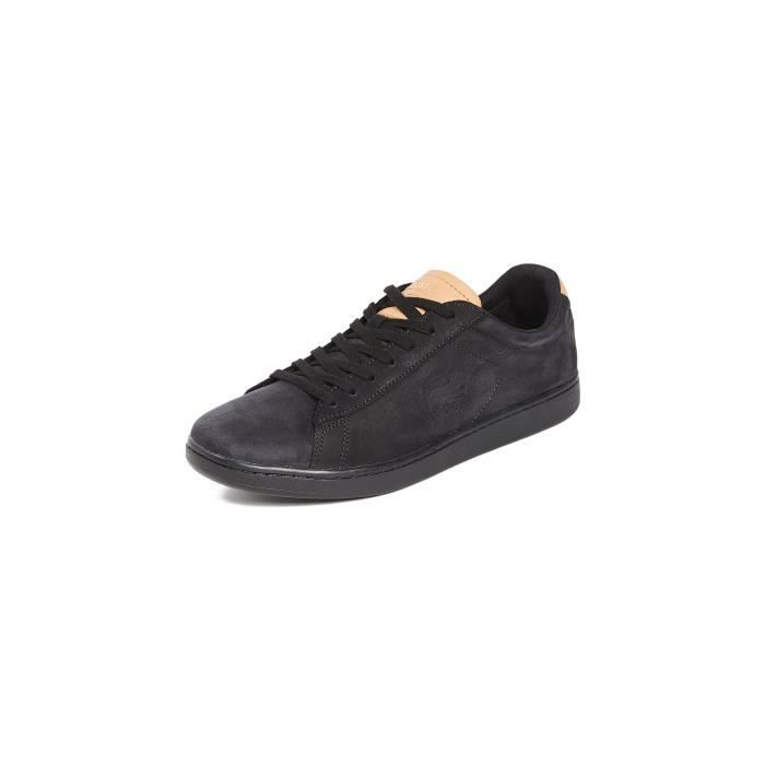 Lacoste Carnaby Evo Suede Sneakers JMQWQ Taille-44 1-2