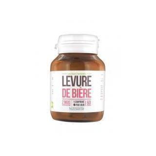 BEAUTÉ CHEVEUX-ONGLES Nutrisanté Levure de Bière 60 Comprimés