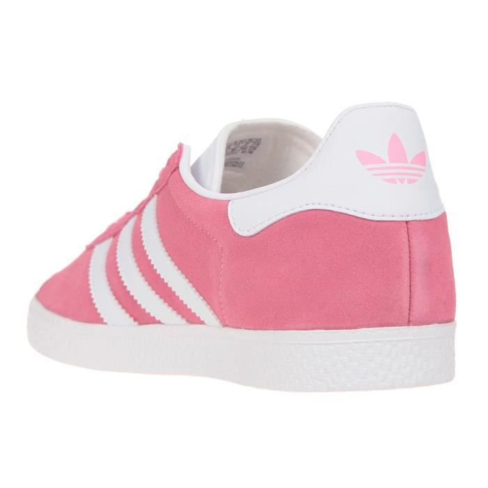 CHAUSSURES ADIDAS GAZELLE J ROSE BY9145