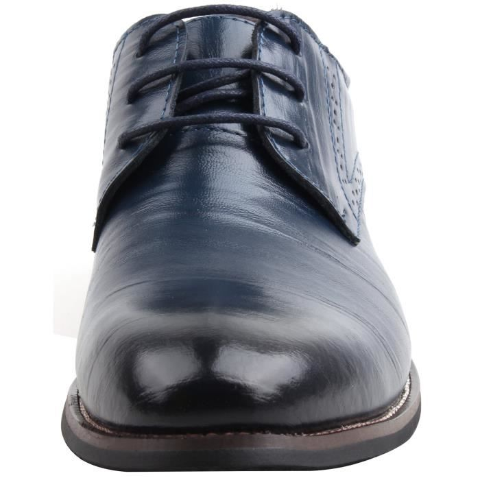 Cuir dentelle Dress Up moderne Oxford Chaussures XPNOE Taille-40 1-2