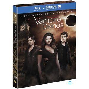 BLU-RAY SÉRIE Blu-ray Vampire Diaries Saison 6