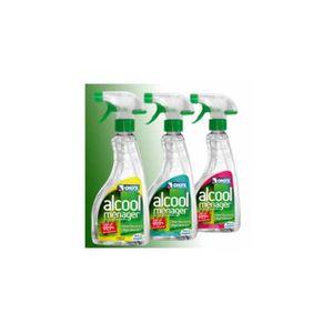 ALCOOL À BRÛLER ALCOOL MENAGER Parfum VANILLE - ONYX - 0.5 Litre