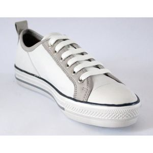 CHAUSSURES BASKET BLANCHES T 38 /A .P. C.NEUVES imGVq0JW