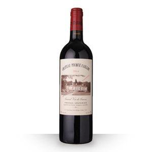 VIN ROUGE Château Picque Caillou 2014 Rouge 75cl AOC Pessac-