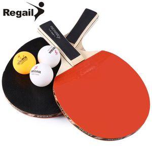 Revetement raquette ping pong achat vente pas cher - Raquette de tennis de table butterfly ...