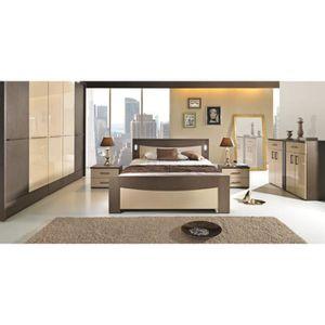 CHAMBRE DESIGN LUXE ALEXANDRA - Achat / Vente chambre complète ...