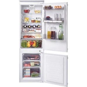 RÉFRIGÉRATEUR CLASSIQUE Candy CKBBS174FT Réfrigérateur-congélateur intégra