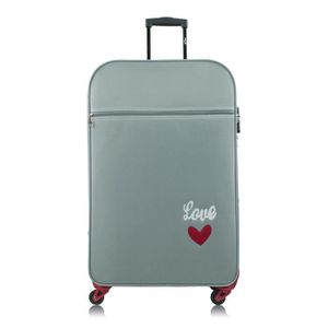 VALISE - BAGAGE Valise Grand Format polyester - 70cm- Souple - BRE