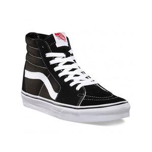 9f30de2c794 Shoes Vans Sk8 Hi Pro Black White Gum Noir - Achat   Vente ...