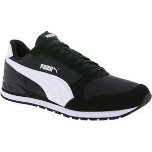 the latest ef574 6b47b BASKET PUMA Sneaker Hommes ST Runner v2 NL Noir