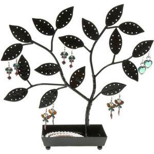 Présentoir bijoux Porte bijoux arbre à boucle d'oreille et bijoux po
