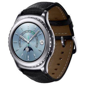 MONTRE CONNECTÉE Samsung Gear S2 Classic Premium Platinum