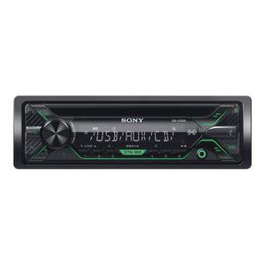 AMPLIFICATEUR AUTO Sony CDX-G1202U - Automobile - récepteur CD - inté