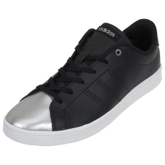 Chaussures mode ville Advantage noir arg - Adidas neo Noir Noir - Achat / Vente basket