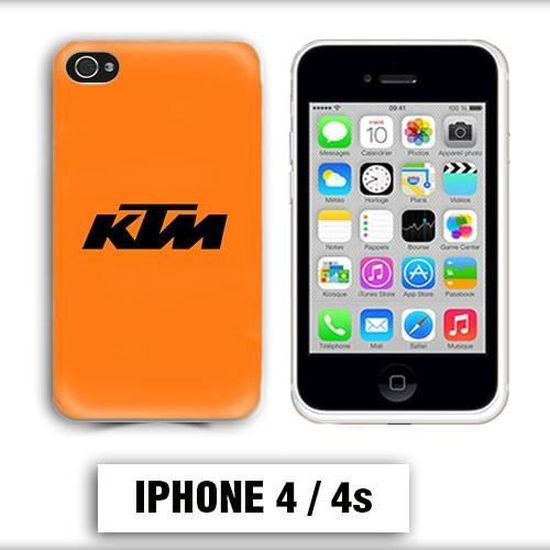 coque iphone 4 ktm
