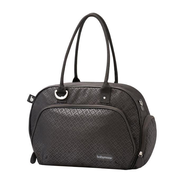 BABYMOOV Sac à langer Trendy Bag Black
