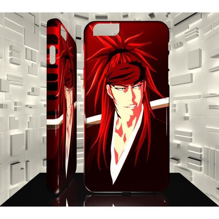iphone x coque bleach