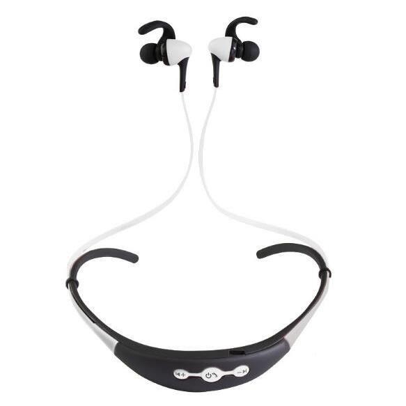 Sport Bluetooth Sans Fil Neckband Écouteur Avec Microphone Bruit Reducation Contrôle Du Volume Casque Pour Iphone 8 X