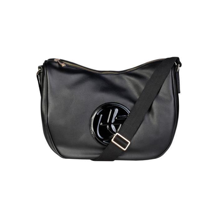 Byblos - Sac porté épaule pour femme (EVITA_675826_001_NERO) - Noir