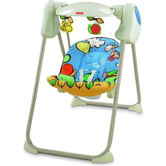 BALANCELLE FISHER PRICE Balancelle Projection Musicale