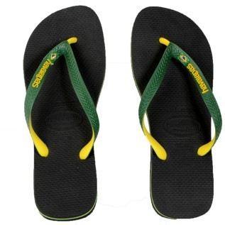 Tong Havaianas H Brazil Logo pou…