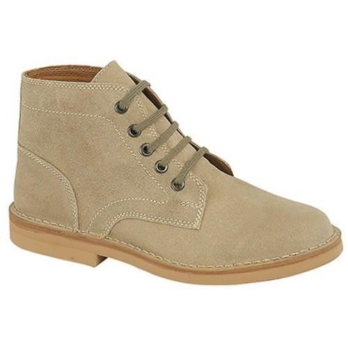 Roamers - Bottines - Homme Taupe
