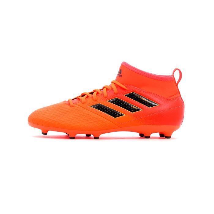 adidas chaussure orange