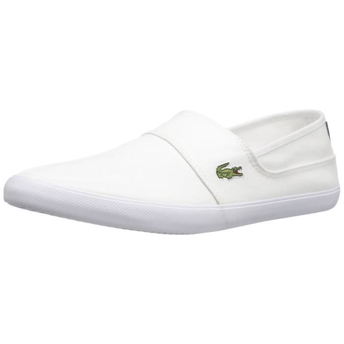 Lacoste Marice Toile Mocassins FZ35J Taille-39