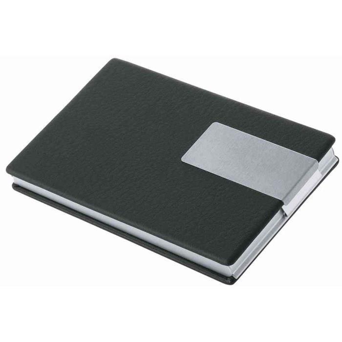 DISTRIBUTEUR DE CARTE Bote Cartes De Visite Good Deal Aluminium PVC