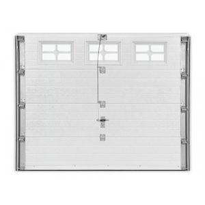 Porte de garage sectionnelle achat vente porte de garage sectionnelle pas - Porte de garage sectionnelle pas cher ...