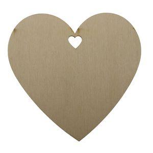 Coeur en bois a suspendre achat vente coeur en bois a suspendre pas cher - Deco en forme de coeur ...
