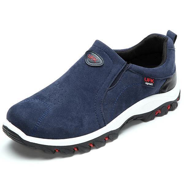 Chaussures suède Sport à La Mode Style d'Anglais Loisir Grimper Homme