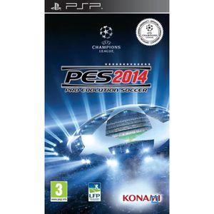 JEU PSP PES 2014 Jeu PSP