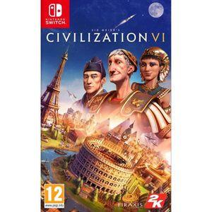 JEU NINTENDO SWITCH Civilization VI Jeu Switch