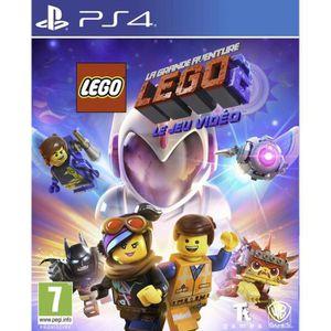 JEU PS4 La Grande Aventure LEGO 2 Jeu PS4