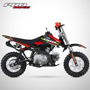 MOTO Moto Dirt Bike Enfant 50 - Pit Bike PROBIKE 50 - R