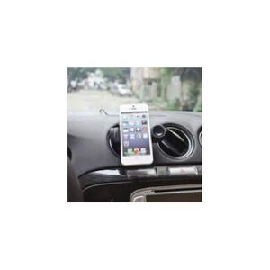 FIXATION - SUPPORT Iphone 6 Support voiture pour grille d'aeration,ex