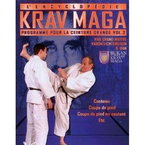 a8a86b63d8cd DVD - Encyclopédie Krav Maga (L ) - Programme Ceinture orange Vol. 2 ...