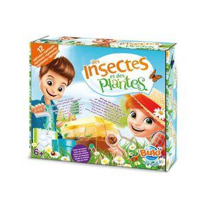 NATURE - ANIMAUX BUKI 2047- Des insectes et des plantes